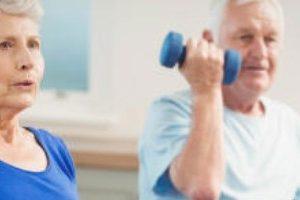 seniors exercise