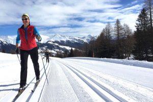 Nordic Skiier