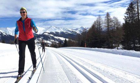 Free Nordic Skiing