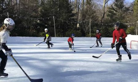 Rinks – Open Again! COVID Restrictions in Place!!