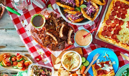 Westgate Potluck Recipes