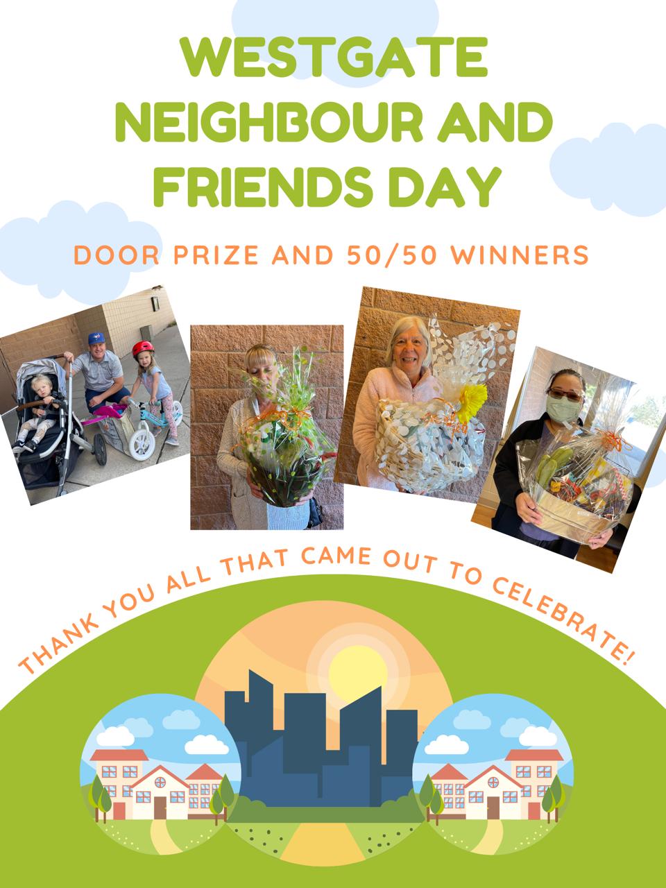 Westgate Neighbour & Friend Day 2021